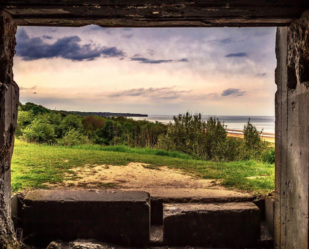 The Dday landing beaches- 3 days